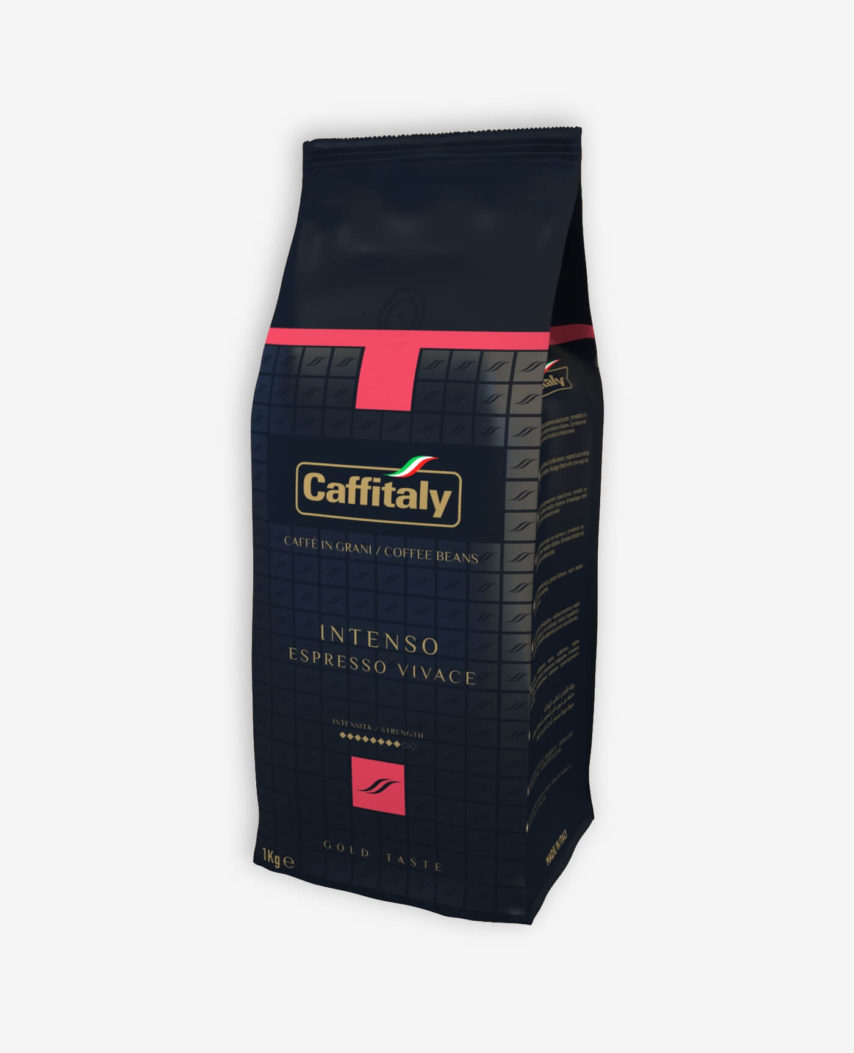 Kawa ziarnista Caffitaly Intenso 500g
